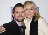 """NEW YORK, NY - JANUARY 15:  Danny Pintauro (L) and Judith Light attend """"Honeymoon In Vegas"""" Broadway Opening Night at Nederlander Theatre on January 15, 2015 in New York City.  (Photo by Robin Marchant/Getty Images)"""