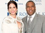 NEW YORK, NY - DECEMBER 11: (L-R) TV Personality Hope Dworaczyk and Chair of RFK Center Board of Trustees Robert Smith attend 2013 Ripple of Hope Awards Dinner at New York Hilton on December 11, 2013 in New York City.  (Photo by Noam Galai/WireImage)
