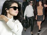 Selena Gomez leaves Dave restaurant in Paris, France.\nSeptember 28, 2015 \n(semi exclusive)   \n\nRef: SPL1138674  280915  \nPicture by: KCS Presse / Splash News\n\nSplash News and Pictures\nLos Angeles: 310-821-2666\nNew York: 212-619-2666\nLondon: 870-934-2666\nphotodesk@splashnews.com\n
