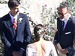 tom hanks allison williams wedding
