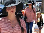 Picture Shows: Kyle Richards, Portia Umansky  September 28, 2015\n \n 'The Real Housewives of Beverly Hills' star Kyle Richards and her daughter Portia Umansky spotted out for lunch in Beverly Hills, California.\n \n Non Exclusive\n UK RIGHTS ONLY\n \n Pictures by : FameFlynet UK © 2015\n Tel : +44 (0)20 3551 5049\n Email : info@fameflynet.uk.com