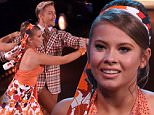 """LOS ANGELES, CA ñ September 28,  2015: Dancing with The Stars\nFor TV Night, the couples dance to a song that celebrates iconic shows.  A couple is eliminated. Season 19 champion Alfonso Ribeiro and characters from ìThe Muppetsî also make appearances.\nKim Zolciak Biermann, Alex Skarlatos, Alexa PenaVega, Andy Grammer, Bindi Irwin, Carlos PenaVega, Chaka Khan, Gary Busey, Hayes Grier, Nick Carter, Paula Deen, and Tamar Braxton compete for this season's title.\nU.S. reality show hosted by Tom Bergeron and Erin Andrews; Julianne Hough, Bruno Tonioli, and Carrie Ann Inaba make up the judges panel, based on the British series """"Strictly Come Dancing,"""" where celebrities partner up with professional dancers and compete against each other in weekly elimination rounds to determine a winner.\nPhotograph:© ABC """"Disclaimer: CM does not claim any Copyright or License in the attached material. Any downloading fees charged by CM are for its services only, and do not, nor are they intended to convey"""