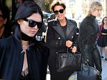 Kendall Jenner, Kris Jenner and Hailey Baldwin arriving at the restaurant l'Avenue.?Paris, France September 29th 2015?\n\nPictured: Hailey Baldwin\nRef: SPL1139525  290915  \nPicture by: KCS Presse / Splash News\n\nSplash News and Pictures\nLos Angeles: 310-821-2666\nNew York: 212-619-2666\nLondon: 870-934-2666\nphotodesk@splashnews.com\n