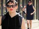 Rose McGowan spotted with a wrist brace while running errands in the East Village neighborhood of NYC\n\nPictured: Rose McGowan\nRef: SPL1139126  280915  \nPicture by: J. Webber / Splash News\n\nSplash News and Pictures\nLos Angeles: 310-821-2666\nNew York: 212-619-2666\nLondon: 870-934-2666\nphotodesk@splashnews.com\n