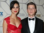 Mandatory Credit: Photo by MediaPunch/REX Shutterstock (5146580dh).. Morena Baccarin, Benjamin McKenzie.. 67th Annual Primetime Emmy Awards, 20th Century Fox and Fx after party, Los Angeles, America  - 20 Sep 2015.. ..