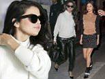 Selena Gomez leaves Dave restaurant in Paris, France.\nSeptember 28, 2015 \n(semi exclusive)   \n\nRef: SPL1138674  280915  \nPicture by: KCS Presse / Splash News\n\nSplash News and Pictures\nLos Angeles: 310-821-2666\nNew York: 212-619-2666\nLondon: 870-934-2666\nphotodesk@splashnews.com\n