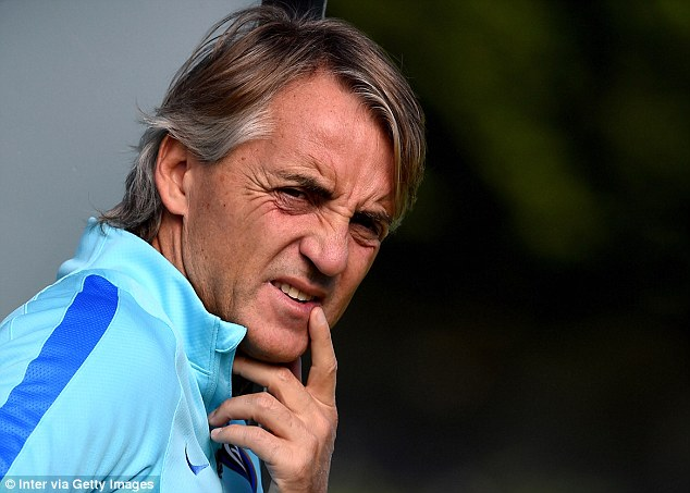 Mancini has guided Inter to five wins out of five but four of those results have been 1-0 wins for his team