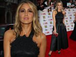 Rachel Stevens poses for photographers upon arrival at the Pride of Britain Awards 2015 in London, Monday, Sept. 28, 2015. (Photo by Joel Ryan/Invision/AP)