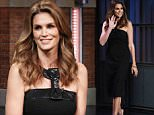 cindy crawford seth meyers