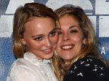 PARIS, FRANCE - SEPTEMBER 28:  Lily-Rose Depp and her Aunt Alysson Paradis attend the 'Enrages'  Premiere at UGC Cine Cite des Halles on September 28, 2015 in Paris, France.  (Photo by Laurent Viteur/Getty Images)