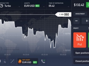Review about Iq Options Trading Platform from Brisbane, Queensland