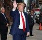 Donald Trump is seen in New York City. 22 September 2015.  24 September 2015. Please byline: IPX/Vantagenews.com