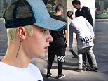 Justin Bieber got evicted by Grosvenor Place security this morning for skateboarding in the forecourt.