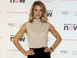 29 Sep 2015 - LONDON - UK  ROSIE HUNTINGTON WHITELEY LAUNCHES EXCLUSIVE COLLECTION FOR BREAST CANCER NOW  BYLINE MUST READ : XPOSUREPHOTOS.COM  ***UK CLIENTS - PICTURES CONTAINING CHILDREN PLEASE PIXELATE FACE PRIOR TO PUBLICATION ***  **UK CLIENTS MUST CALL PRIOR TO TV OR ONLINE USAGE PLEASE TELEPHONE   44 208 344 2007 **