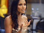 """TOP CHEF -- """"Mano A Mano"""" Episode 1215 -- Pictured: Padma Lakshmi -- (Photo by: David Moir/Bravo/NBCU Photo Bank via Getty Images)"""