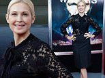 """NEW YORK, NY - SEPTEMBER 28:  Kelly Rutherford attends """"Roger Waters The Wall"""" New York premiere at Ziegfeld Theater on September 28, 2015 in New York City.  (Photo by John Lamparski/WireImage)"""