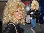 Mandatory Credit: Photo by Beretta/Sims/REX Shutterstock (5200951m)\n Kate Garraway\n Celebrities arrive at Global Radio, London, Britain - 30 Sep 2015\n \n