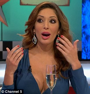 Set to run and run: Farrah Abraham has revealed she is suing Janice Dickinson as the fall-out from the CBBBOTS altercation continues