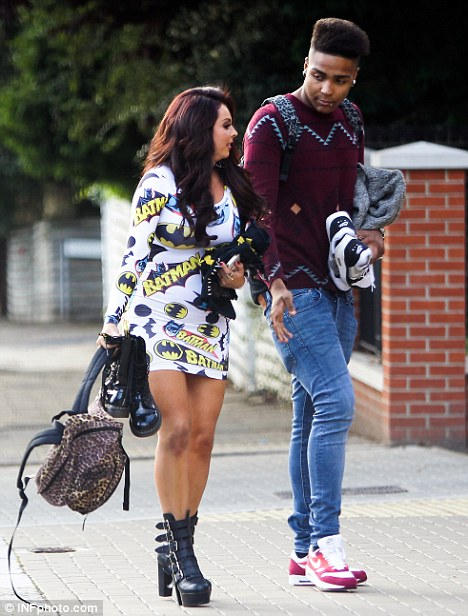 Jordan and Jesy go out on a date