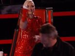 LOS ANGELES, CA. ? Tuesday, September 29, 2015.  ?The Voice? Night four of the blind auditions continued as the hopefuls tried to make the coaches turn their chairs. The final Blind Auditions are next Monday and Tuesday. The coaches are Adam Levine, Blake Shelton, Gwen Stefani and Pharrell Williams. The host is Carson Daly.