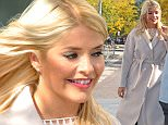 Holly Willoughby filming outside ITV Studios\nFeaturing: Holly Willoughby, Phillip Schofeild\nWhere: London, United Kingdom\nWhen: 30 Sep 2015\nCredit: Rocky/WENN.com