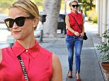 Picture Shows: Reese Witherspoon  September 30, 2015\n \n Actress and busy mom, Reese Witherspoon, enjoys some solo shopping in Santa Monica, California. Reese and her production company, Pacific Standard, recently announced that they will be producing an adaptation of Ruth Ware's 'In A Dark, Dark Wood.'\n \n Non-Exclusive\n UK RIGHTS ONLY\n \n Pictures by : FameFlynet UK © 2015\n Tel : +44 (0)20 3551 5049\n Email : info@fameflynet.uk.com