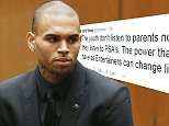 LOS ANGELES, CA - NOVEMBER 20:  Recording artist Chris Brown appears in Los Angeles court on November 20, 2013 in Los Angeles, California.  Brown was ordered to 90 days at an inpatient center, random drug testing and 24 hours of weekly community service.  Brown was arrested last month for misdemeanor assault in Washington, DC and was already on probation for a felony domestic violence charge after a 2009 incident with then-girlfriend Rihanna.   (Photo by Frederick M. Brown/Getty Images)