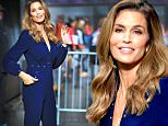 Cindy Crawford stuns in navy blue in NYC\n\nPictured: Cindy Crawford\nRef: SPL1139225  290915  \nPicture by: XactpiX/Splash\n\nSplash News and Pictures\nLos Angeles: 310-821-2666\nNew York: 212-619-2666\nLondon: 870-934-2666\nphotodesk@splashnews.com\n