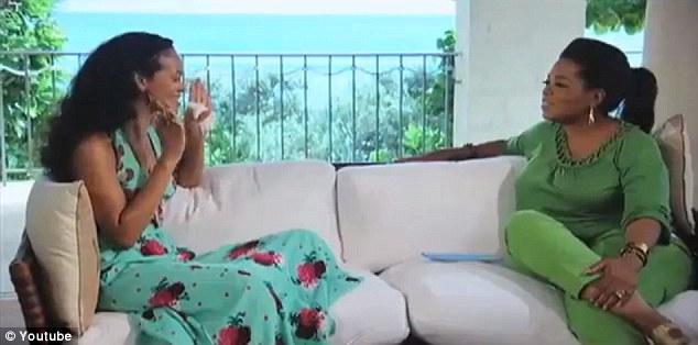 Searing honesty: Rihanna really opened up to the estimable talk show guru