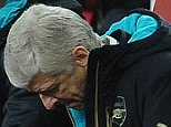 SPT_GCK_290915_Football Champions league Group F Arsenal v Olympiacos FC, Picture Graham Chadwick. Wenger during the 2nd half