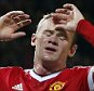 Football - Manchester United v VfL Wolfsburg - UEFA Champions League Group Stage - Group B - Old Trafford, Manchester, England - 30/9/15  Manchester United's Wayne Rooney looks dejected after a missed chance  Reuters / Andrew Yates  Livepic  EDITORIAL USE ONLY.