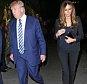 EXCLUSIVE: Donald Trump and Melania Trump exit the Polo Bar after having dinner in New York City. They then walked back to their residence at Trump World Towers which is only a block away, accompanied by a bodyguard.  Pictured: Donald Trump and Melania Trump Ref: SPL1140073  290915   EXCLUSIVE Picture by: Splash News  Splash News and Pictures Los Angeles: 310-821-2666 New York: 212-619-2666 London: 870-934-2666 photodesk@splashnews.com