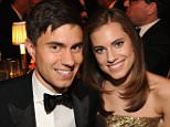 """NEW YORK, NY - MAY 06:  Ricky Van Veen and Allison Williams attend Spike TV's """"Don Rickles: One Night Only"""" on May 6, 2014 in New York City.  (Photo by Kevin Mazur/Getty Images for Spike TV)"""