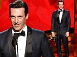 jon hamm emmys best actor award