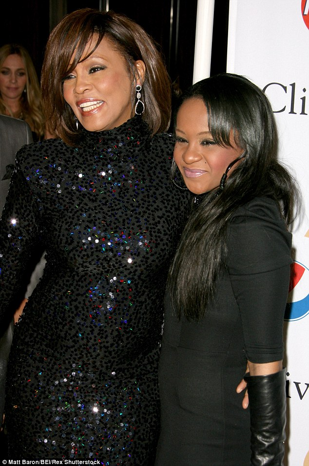 Mysterious tragedy: Bobby's only daughter with Whitney Houston died in July, following being found unconscious in a bath at her home in January, but authorities are now said to know what caused her death