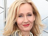 Mandatory Credit: Photo by MediaPunch/REX Shutterstock (4627340h).. J.K. Rowling.. J.K. Rowling visits The Empire State Building, New York, America - 09 Apr 2015.. ..