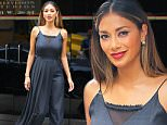 "Nicole Scherzinger seen leaving ""The Wendy Williams Show"" in New York City\n\nPictured: Nicole Scherzinger\nRef: SPL1139981  300915  \nPicture by: Felipe Ramales / Splash News\n\nSplash News and Pictures\nLos Angeles: 310-821-2666\nNew York: 212-619-2666\nLondon: 870-934-2666\nphotodesk@splashnews.com\n"