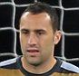 29 September 2015 - UEFA Champions  League (Group F) - Arsenal v Olympiakos - A dejected David Ospina of Arsenal - Photo: Marc Atkins / Offside.