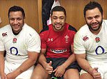 Billy Vunipola ?@bvunipola  Feb 7 Win or lose, family comes first! #WhatAGame