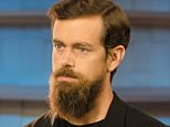 Jack Dorsey, co-founder of Twitter, and just-named interim executive of Twitter, in an interview at CNBC's San Francicso bureau, America.   (Photo by: John Chiala/CNBC/NBCU Photo Bank via Getty Images)