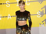 Mandatory Credit: Photo by Picture Perfect/REX Shutterstock (5012169i).. Taylor Swift.. MTV Video Music Awards, Arrivals, Los Angeles, America - 30 Aug 2015.. WEARING ASHISH..