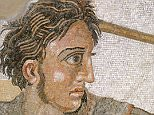ALEXANDER, 356-323 BC, King of Macedon, from Battle of Issus between Alexander the Great and Darius III, 380-330 BC...