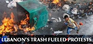 Lebanon's Trash Fueled Protests