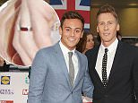 The Daily Mirror Pride of Britain Awards 2015 held at Grosvenor House Hotel - Arrivals\nFeaturing: Tom Daley, Dustin Lance Black\nWhere: London, United Kingdom\nWhen: 28 Sep 2015\nCredit: Lia Toby/WENN.com