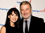 NEW YORK, NY - SEPTEMBER 28:  Hilaria Baldwin and Alec Baldwin attend the 9th Annual Exploring The Arts Gala at Cipriani 42nd Street on September 28, 2015 in New York City.  (Photo by Larry Busacca/Getty Images for Exploring The Arts)