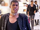 Rich Kids of Beverly Hills star EJ Johnson was seen wearing torn black leather pants and boots while shopping at Chanel in West Hollywood, CA.  EJ was also wearing diamond earrings, diamond necklace and a Chanel handbag.\n\nPictured: EJ Johnson\nRef: SPL1140148  300915  \nPicture by: VIPix / Splash News\n\nSplash News and Pictures\nLos Angeles: 310-821-2666\nNew York: 212-619-2666\nLondon: 870-934-2666\nphotodesk@splashnews.com\n