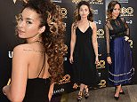 Mandatory Credit: Photo by Nils Jorgensen/REX Shutterstock (5203504a)\n Sarah-Jane Crawford\n MOBO Awards 2015 nominations launch, London, Britain - 30 Sep 2015\n Launch to announce nominees for this year's MOBO awards, at Ronnie Scott's Jazz Club, London.\n