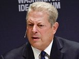 WASHINGTON, DC- OCTOBER 01: Former Vice President of the United States and Chairman, The Climate Reality Project Al Gore speaks during The Atlantic and Aspen Institute's Washington Ideas Forum on October 1, 2015 in Washington, DC.   (Photo by Kris Connor/WireImage)
