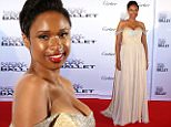 Jennifer Hudson attends the New York City Ballet 2015 Fall Gala at the David H. Koch Theater on Wednesday, Sept. 30, 2015, in New York. (Photo by Greg Allen/Invision/AP)