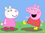 Television programme: Peppa Pig - Golden Boots